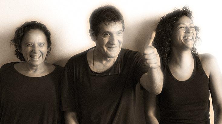 Lali Barenys, Carles Beltran i Namina